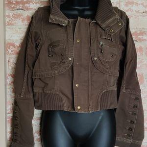 London Jean Multi Utility Jacket